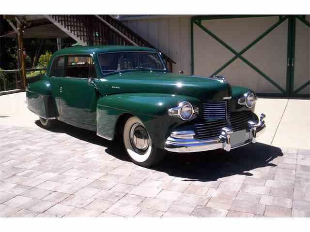1942 Lincoln Continental | 1002045