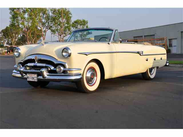1953 Packard Convertible | 1002047