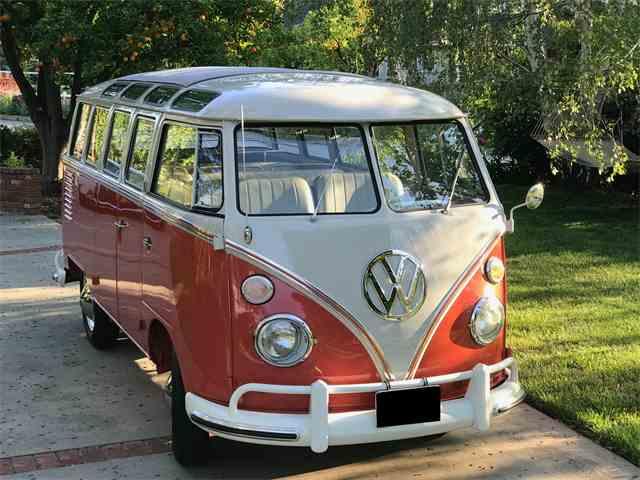 1963 Volkswagen Bus | 1002048