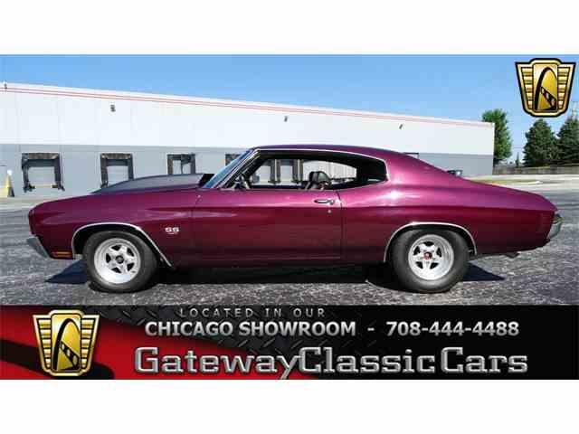 1970 Chevrolet Chevelle | 1000205