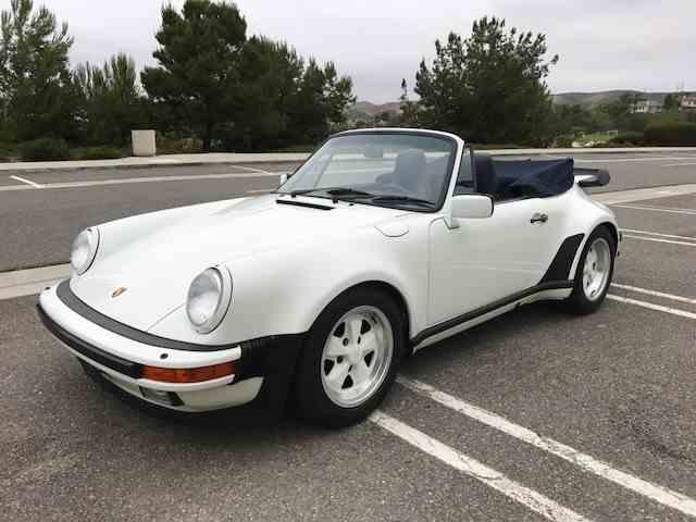 1988 Porsche 911 Turbo | 1002052