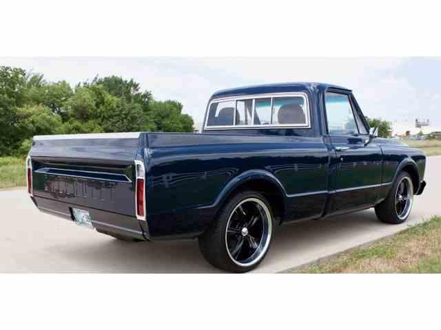 1967 Chevrolet SWB | 1002054