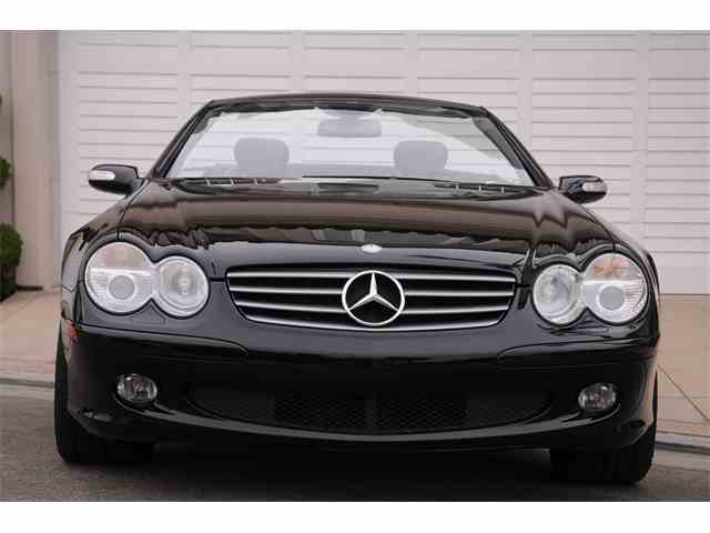 2005 Mercedes-Benz SL500 | 1000206