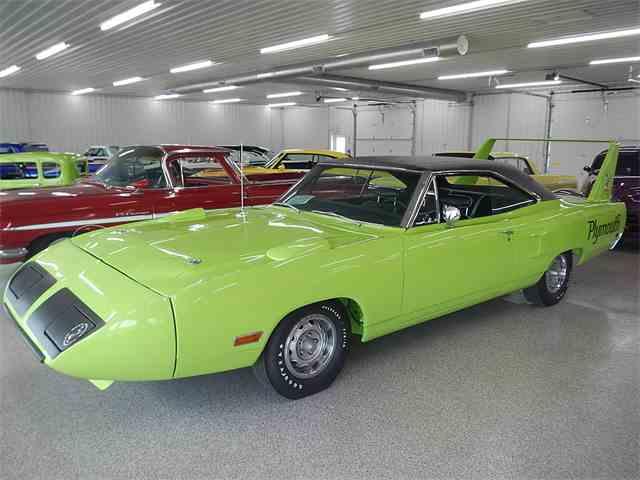 1970 Plymouth Superbird | 1002062