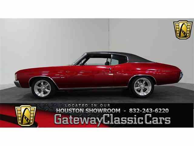 1971 Chevrolet Chevelle | 1000207