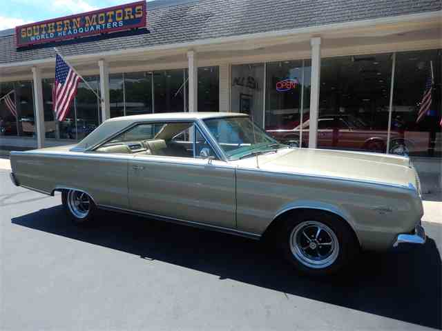 1966 Plymouth Satellite | 1002072
