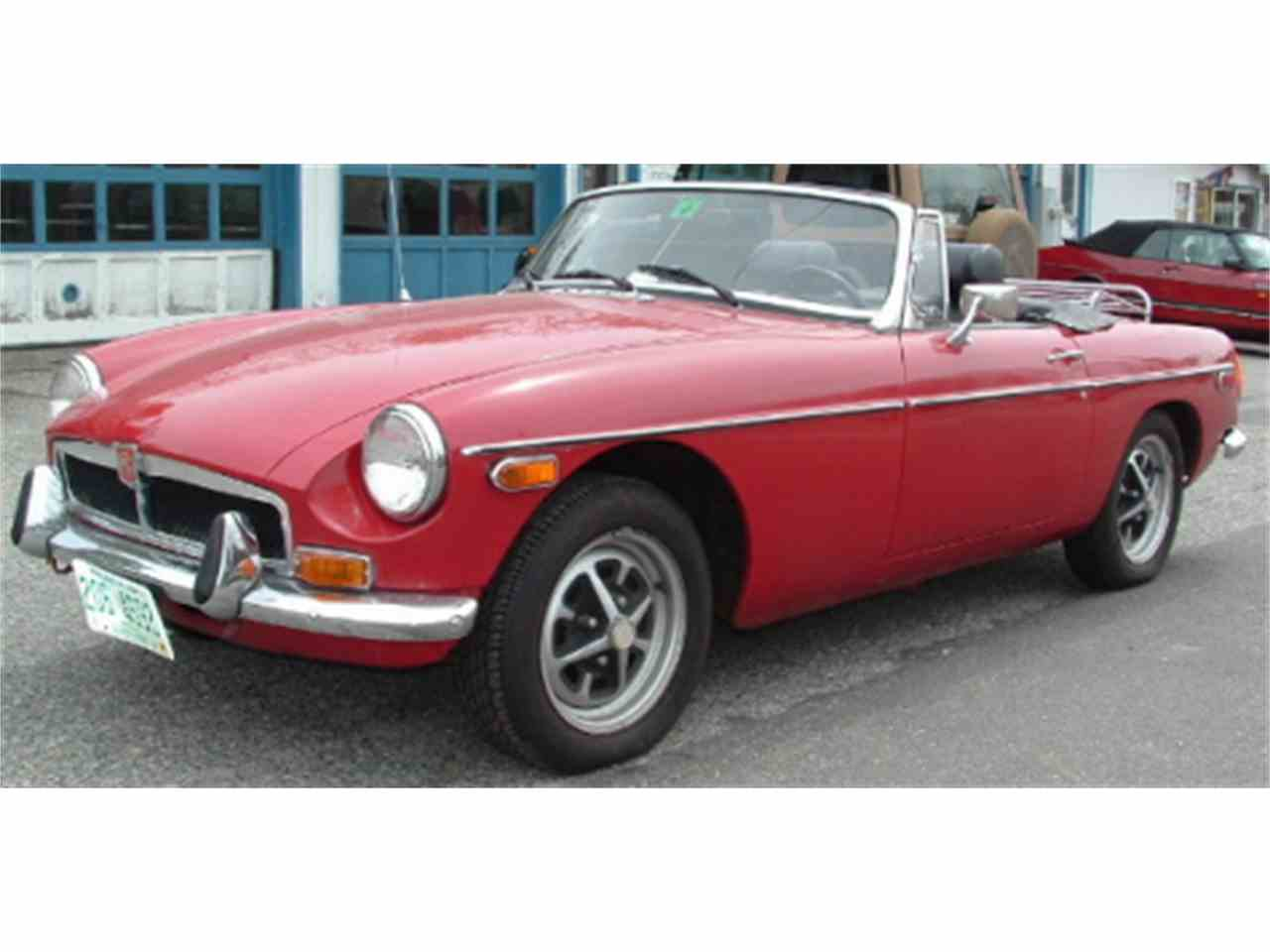 1973 MG MGB for Sale - CC-1002073