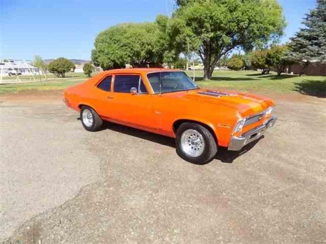1969 Chevrolet Nova | 1002085