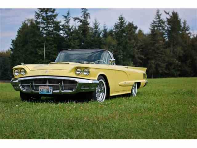 1960 Ford Thunderbird | 1002091
