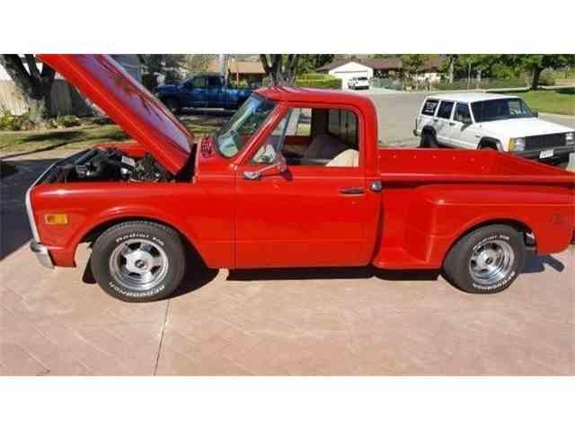 1969 Chevrolet C/K 10 | 1002093