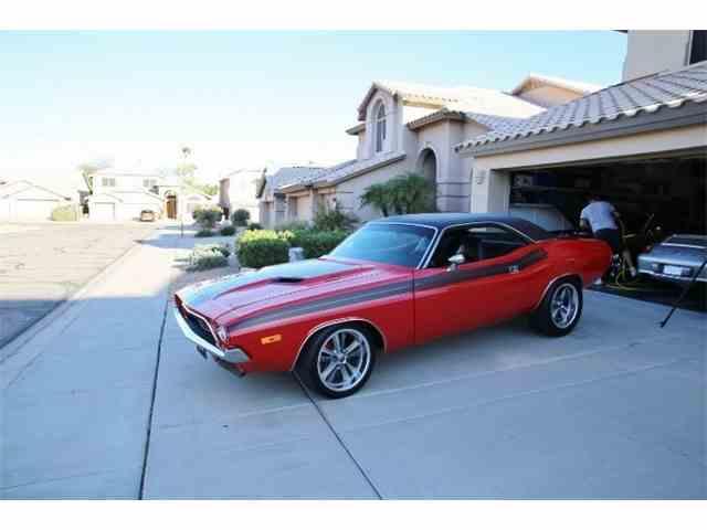 1972 Dodge Challenger | 1002095