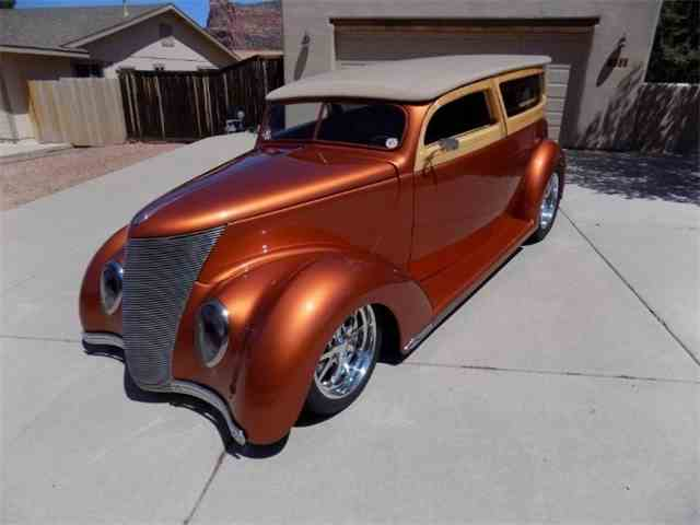 1937 Ford Woody Wagon | 1002096
