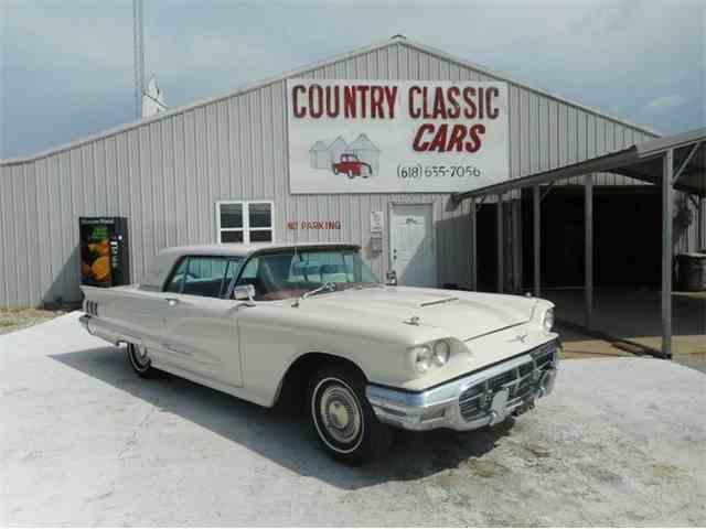 1960 Ford Thunderbird | 1000210