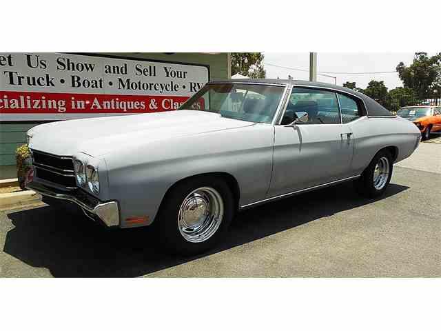 1970 Chevrolet Chevelle Malibu | 1002101