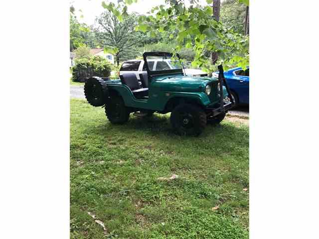 1963 Jeep CJ5 | 1002103