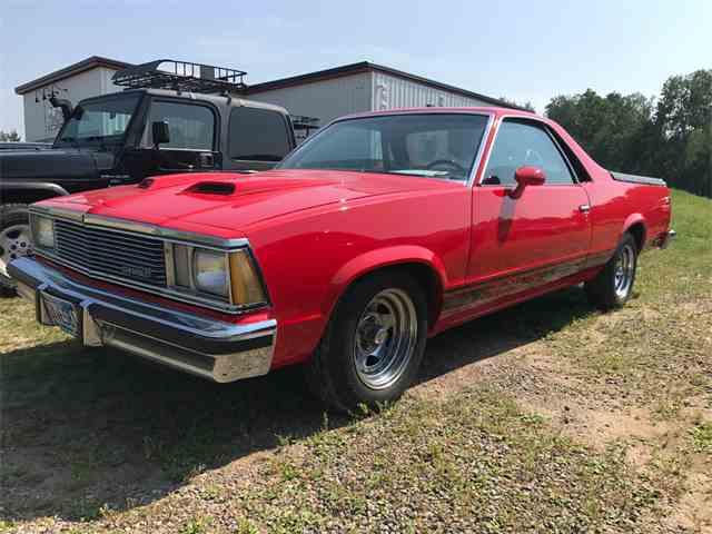 1981 Chevrolet El Camino | 1002104