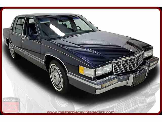 1991 Cadillac Sedan DeVille | 1002108