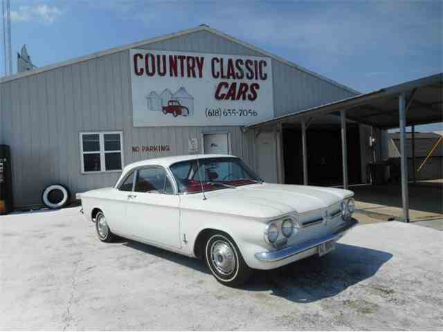 1962 Chevrolet Corvair | 1000211
