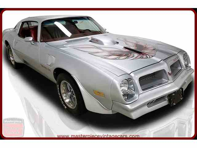 1976 Pontiac Firebird Trans Am | 1002111