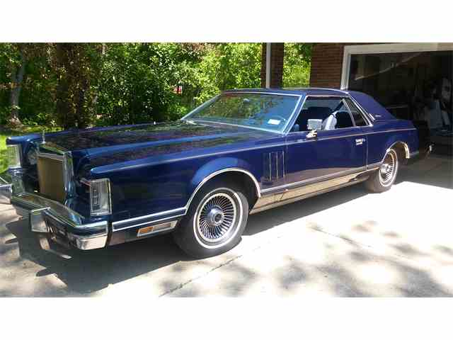 1979 Lincoln Continental Mark V | 1002115