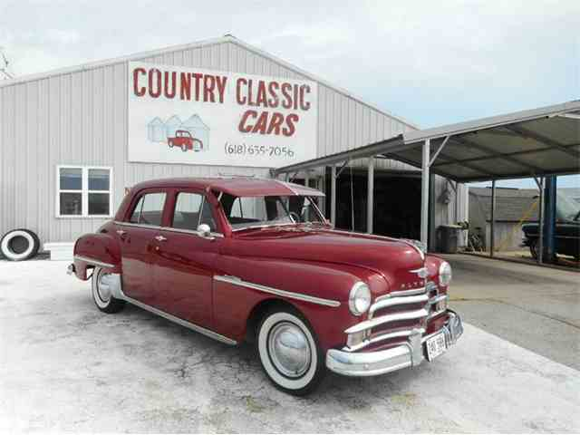 1950 Plymouth Special Deluxe | 1000212