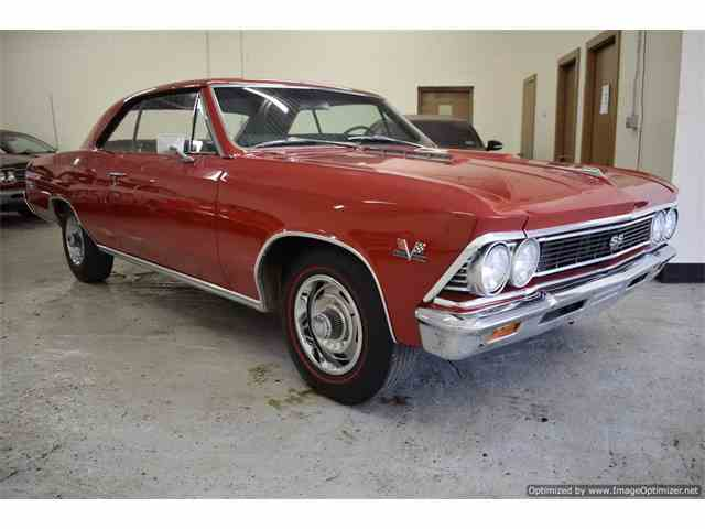 1966 Chevrolet Chevelle SS | 1002120