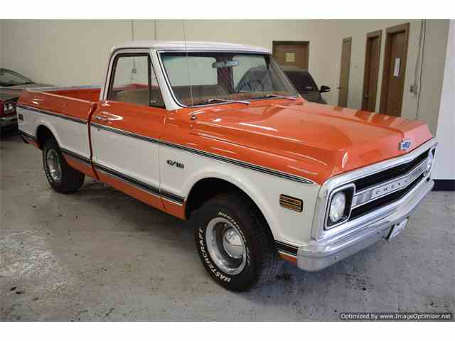 1969 Chevrolet C/K 10 | 1002121