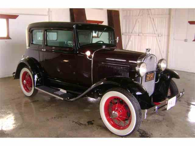 1931 Ford Model A | 1002124