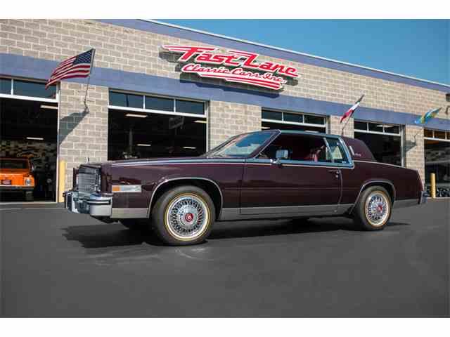 1985 Cadillac Eldorado | 1002135
