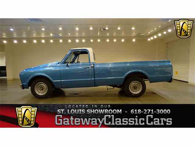 1967 Chevrolet C/K 20 | 1002136