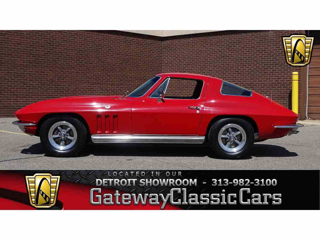 Large Picture of '66 Corvette - LH96
