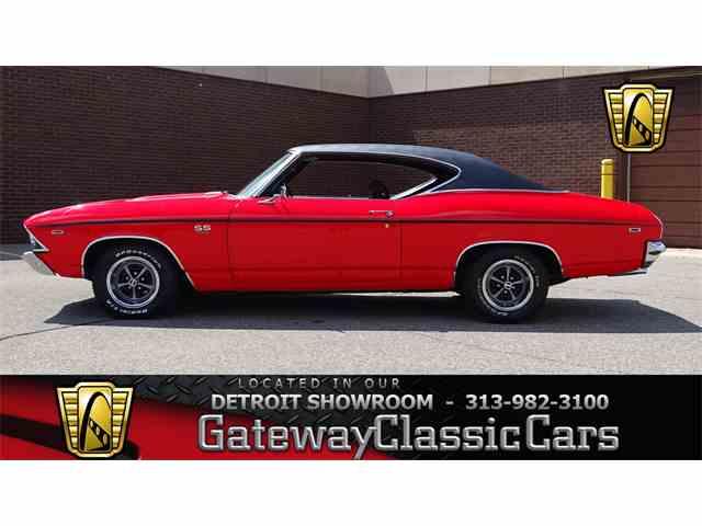 1969 Chevrolet Chevelle | 1002139