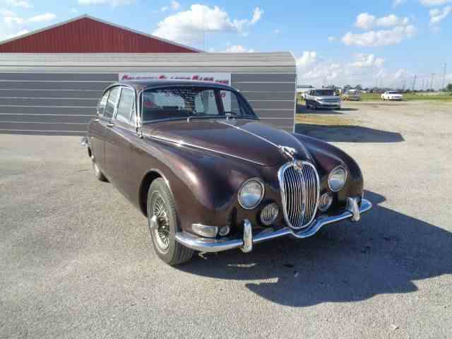 1966 Jaguar Mark II | 1000214