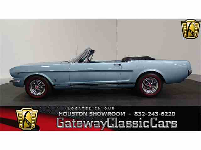 1965 Ford Mustang | 1002140