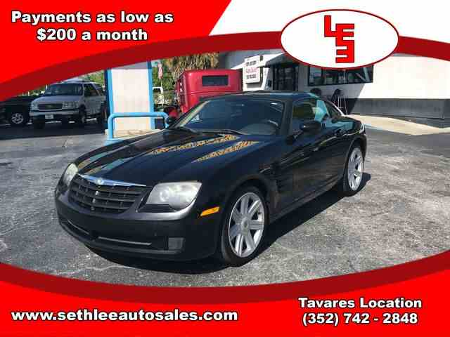 2005 Chrysler Crossfire | 1002149