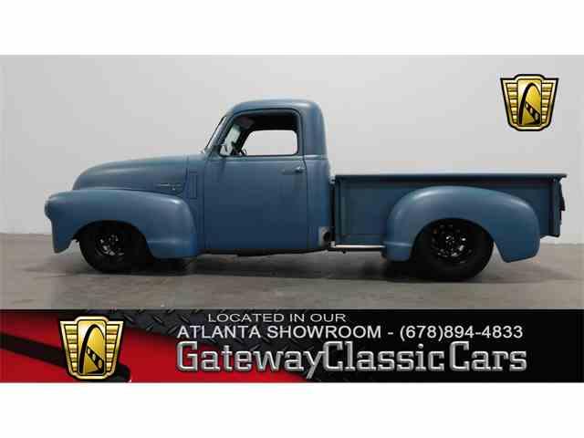 1950 Chevrolet 3100 | 1002152