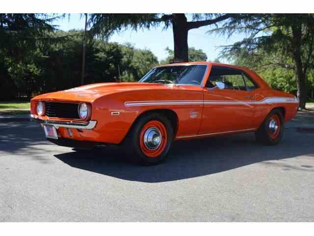 1969 Chevrolet Camaro | 1002154