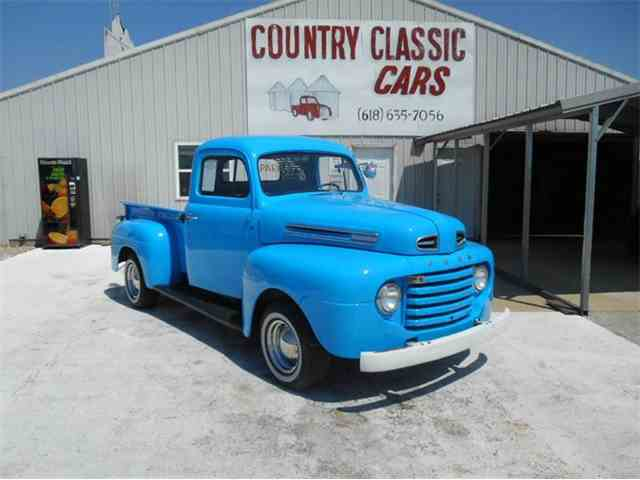 1948 Ford F1 | 1002155