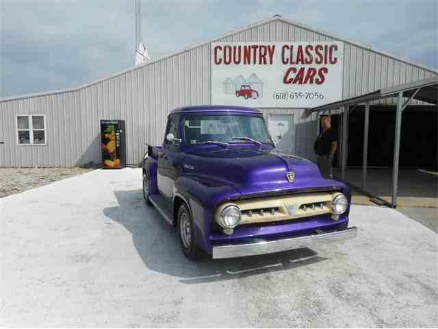 1953 Ford F100 | 1000216