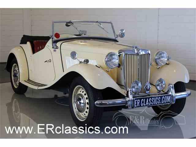 1953 MG TD | 1002161