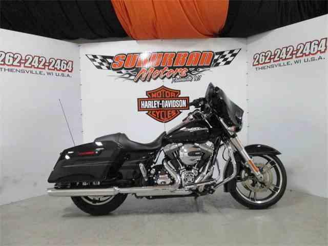 2016 Harley-Davidson® FLHXS - Street Glide® Special | 1002163