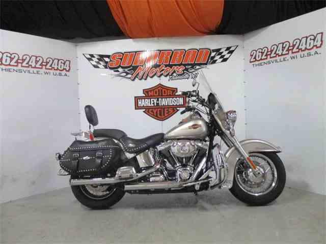 2007 Harley-Davidson® FLSTC - Softail® Heritage Classic | 1002164