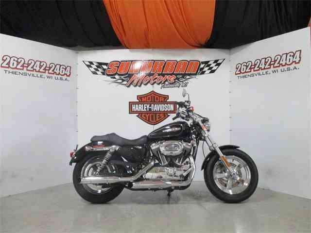 2016 Harley-Davidson® XL1200L | 1002165