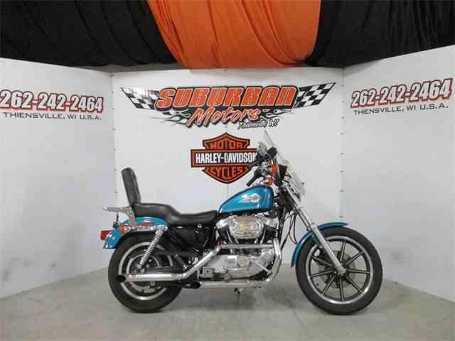 1994 Harley-Davidson XLH1200 | 1002167