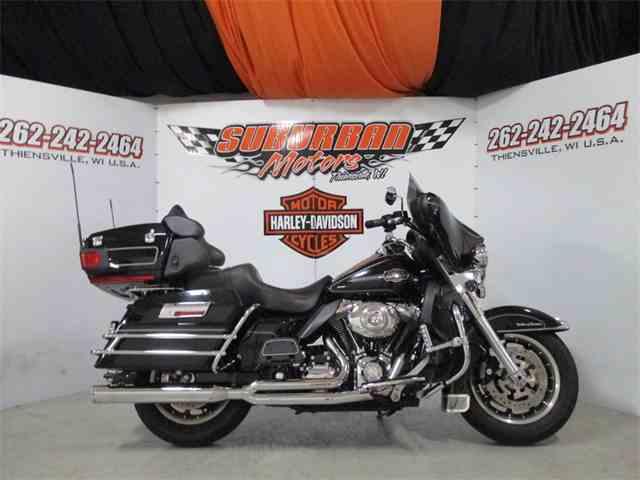 2008 Harley-Davidson® FLHTCU - Ultra Classic® Electra Glide® | 1002168