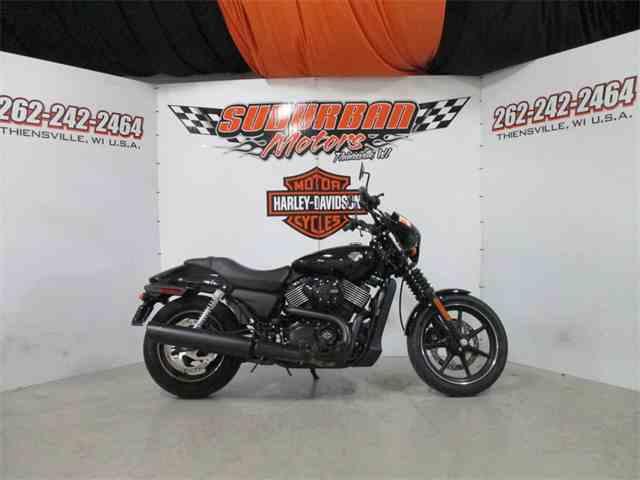 2016 Harley-Davidson® XG750 - Street® 750 | 1002171
