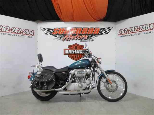2004 Harley-Davidson® XLH883L | 1002172