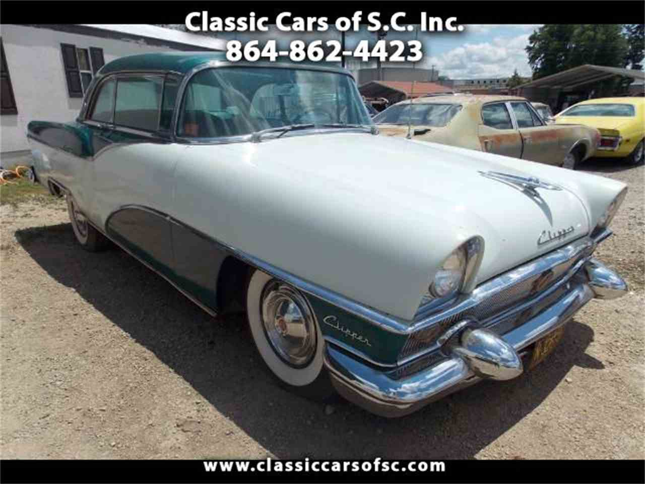 Large Picture of Classic '55 Packard Clipper located in Gray Court South Carolina - $12,500.00 - LHA8