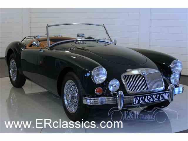 1958 MG MGA | 1002178