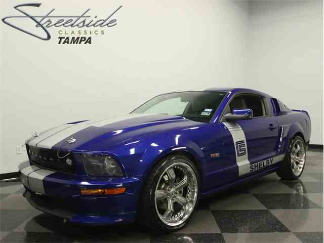 2005 Ford Mustang Shelby CS8 | 1002182